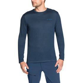VAUDE M's Sveit LS T-Shirt fjord blue